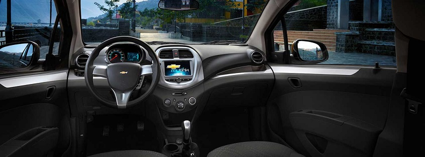 noi that xe chevrolet spark 2018 moi