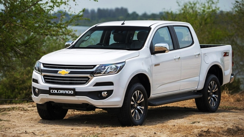 Chevrolet-Colorado-2017-dailyxechevrolet03, giá xe chevrolet colorado 2017