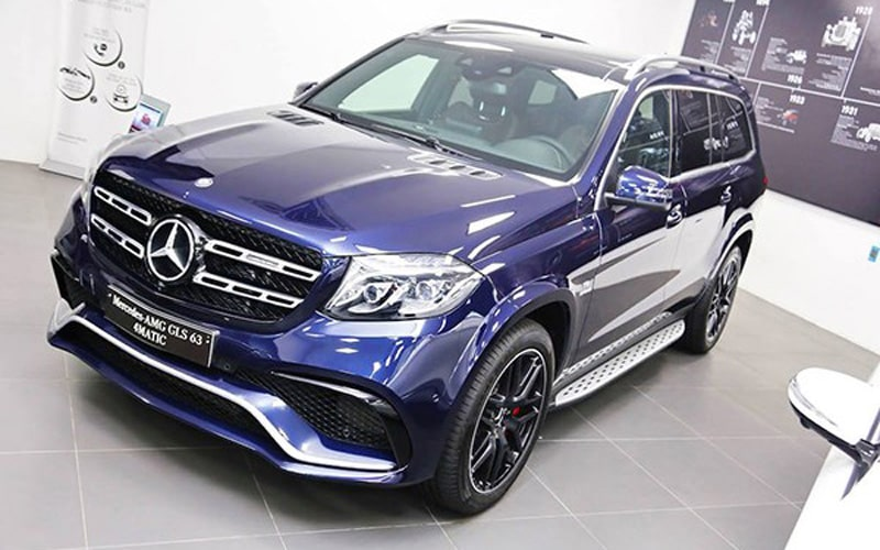 Mercedes AMG GLS 63 4Matic