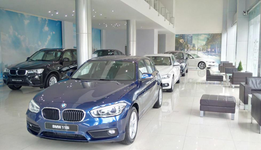 Showroom BMW Đà Nẵng