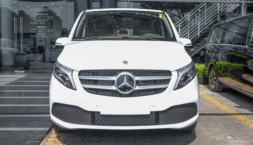 xe Mercedes-Benz V 250 Luxury