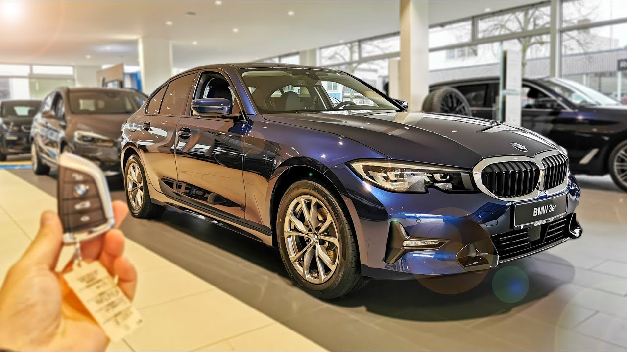 xe BMW 320i All New