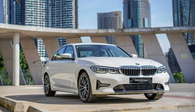 BMW 320i All New