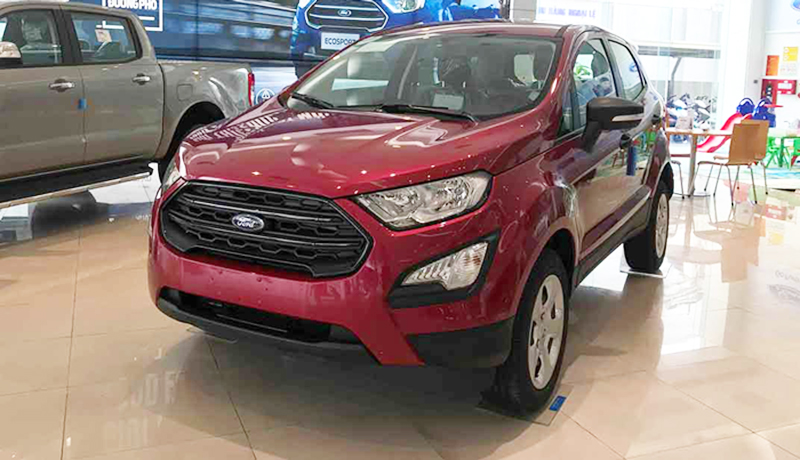 Ngoại thất xe Ford EcoSport Ambiente