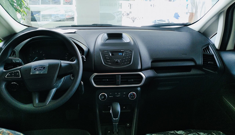 Nội thất xe Ford EcoSport Ambiente