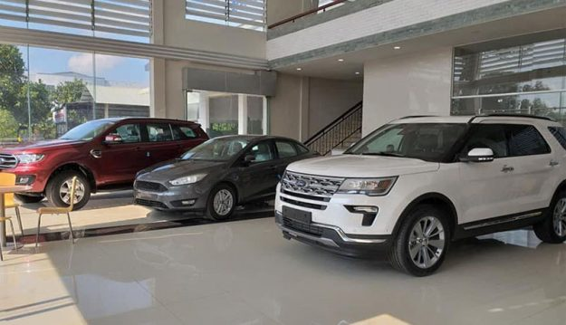 Xe Ford Quận 12