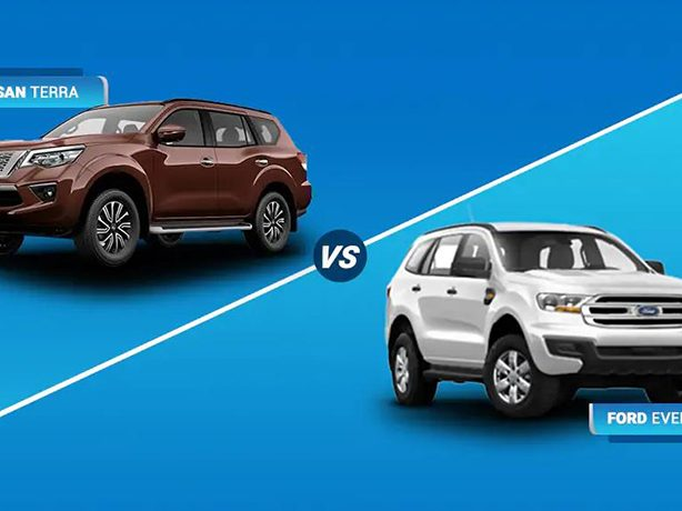 Chọn xe Ford Everest hay Nissan Terra?